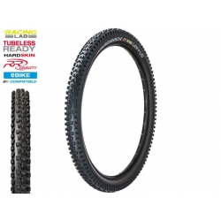 Cubierta HUTCHINSON GRIFFUS 27,5X2.50 HARDSKIN TUBELESS READY NEGRO BEIGE