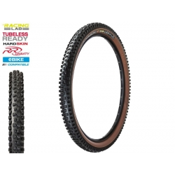 Cubierta HUTCHINSON GRIFFUS 27,5X2.40 HARDSKIN TUBELESS READY NEGRO BEIGE