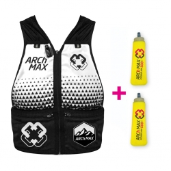 Chaleco ARCh MAX HYDRATION VEST 6litros + 2 SF 500ml NEGRO MUJER