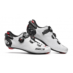 Zapatillas SIDI WIRE 2 CARBONO AIR BLANCO NEGRO