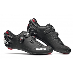 Zapatillas SIDI WIRE 2 CARBONO NEGRO MATE