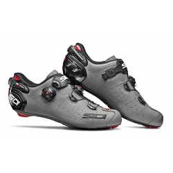 Zapatillas SIDI WIRE 2 CARBONO GRIS MATE NEGRO