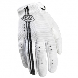 TROY LEE DESIGNS Guantes de MUJER ACE BLANCO WHITE