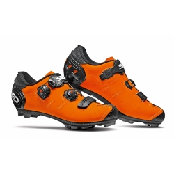 Zapatillas SIDI MTB DRAGON 5 NARANJA MATE NEGRO