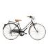 Bicicleta ADRIATICA RONDINE 6V NEGRO