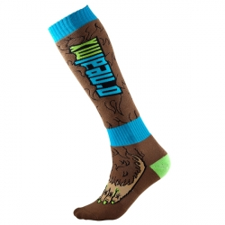 Calcetines MX O´Neal BIGFOOT Marrones