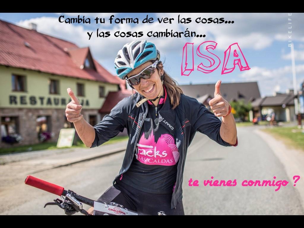 Carrera de Tronos: Isa Perez buscando igualdad en el deporte