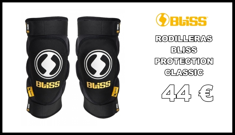 Rodilleras BLISS PROTECTION CLASSIC