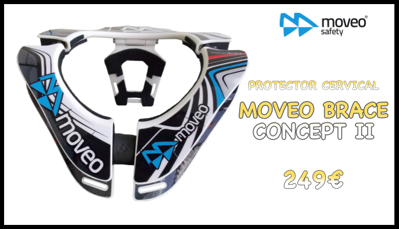 Protector cervical MOVEO BRACE CONCEPT II